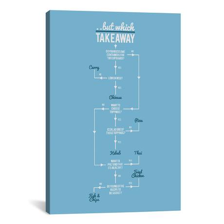 """Takeaway (26""""W x 18""""H x 0.75""""D)"""
