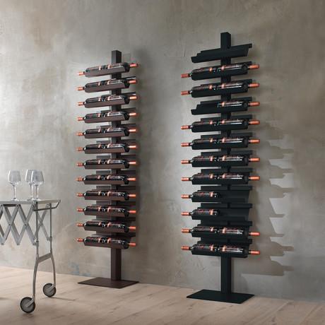 Dioniso Wine Rack (Rust)