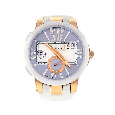 Ulysse Nardin Executive Dual Time Automatic // 246-10.392 // New