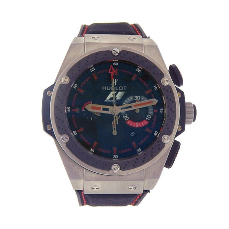 Hublot F1 King Power Automatic // 703-CI-1123-NR-FMO10 // Pre-Owned