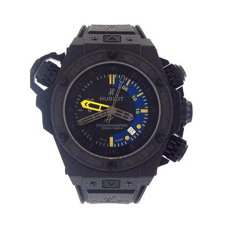 Hublot King Power Oceanographic Automatic // 732QX-1140-RX // New
