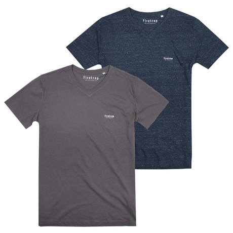 2 Pack - T-Shirts II // Multi (S)