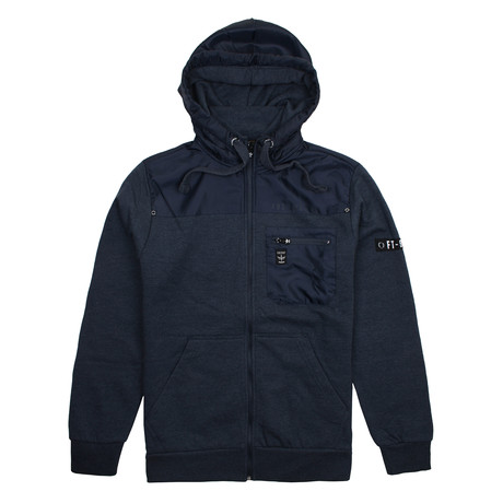 Codel // Navy Marl (S)