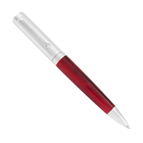 Espressione Ballpoint Pen // Marbled Red