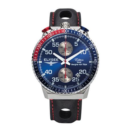 Elysee Rally Timer I Chronograph Quartz // 80521MM