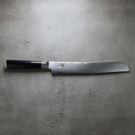 "Classic // Bread Knife // 9"""