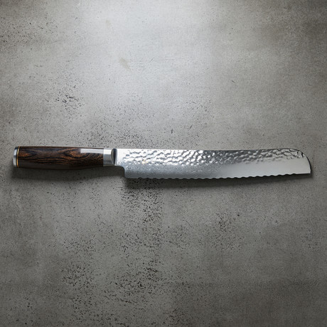 "Premier // Bread 9"" Knife"