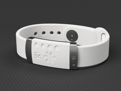 Photo of EndlessID Smart Medical ID & Alert Bracelet EndlessID Band // White (Basic) by Touch Of Modern