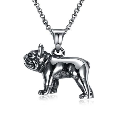 Man's Best Friend Necklace
