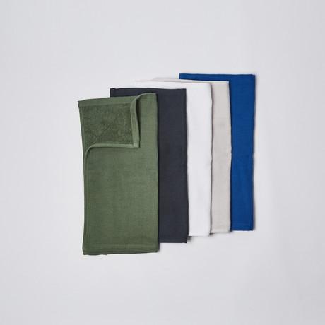 Face Towel (Green)