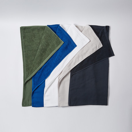Bath Towel (Dark Navy)