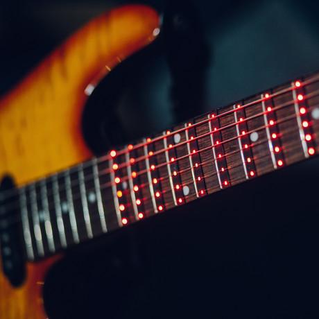 "Fret Zealot // Guitar (24.75"" Scale Length)"