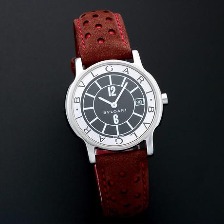 Bvlgari Date Quartz // SA35 // Pre-Owned