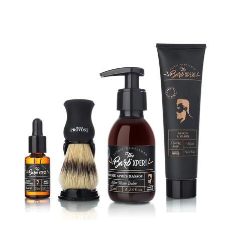 Perfect Shave Bundle + Badger Brush