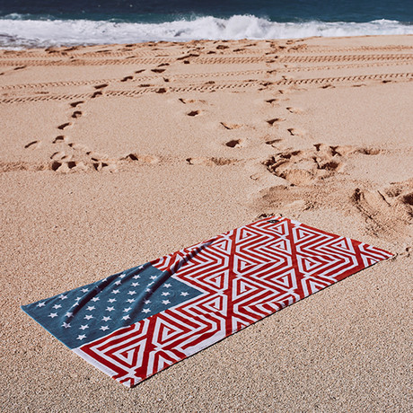 Banner // Beach Towel