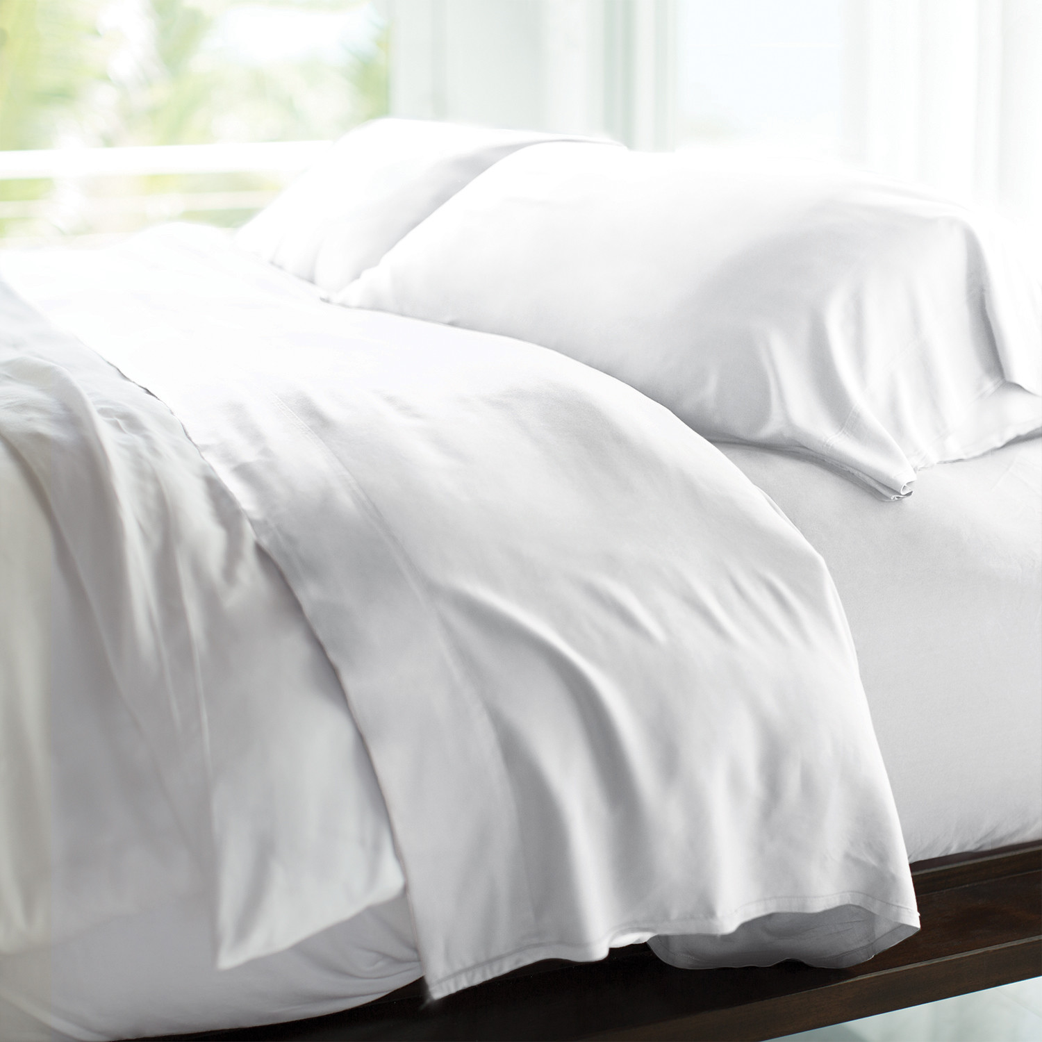 Resort Bamboo Bed Sheet Set // King (Tahitian Breeze)