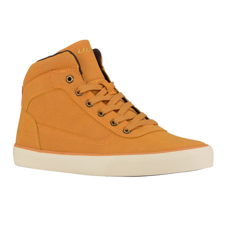 Canyon Mid // Golden Wheat + Bark + Gum + Bone