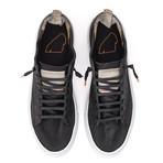 Jo Burg Shoe // Napa Black (Euro: 39)
