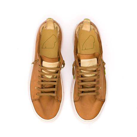 Jo Burg Shoe // Cuero