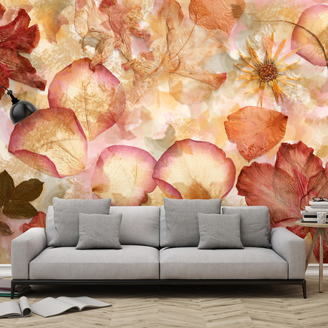 Flowers Decoupage