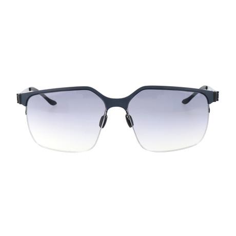 Yannick Sunglasses // Navy