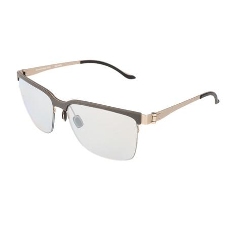 Men's M1039 Sunglasses // Gray + Gold