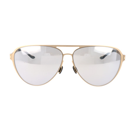 Timut Sunglasses // Gold