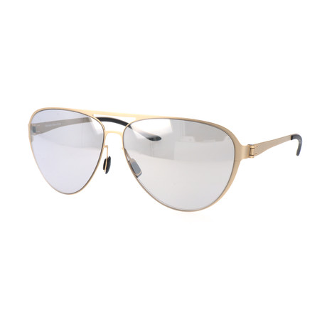 Men's M1040 Sunglasses // Gold