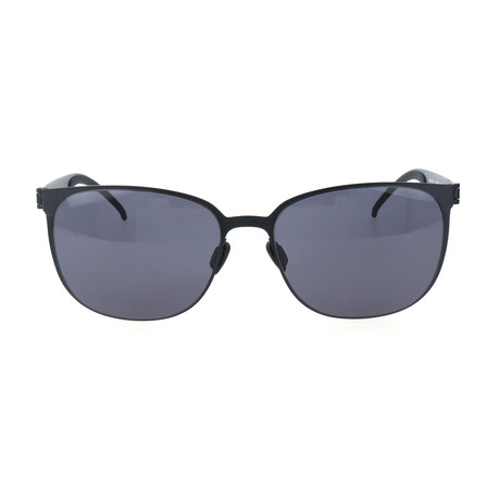 Men's M5030 Sunglasses // Black + Gray