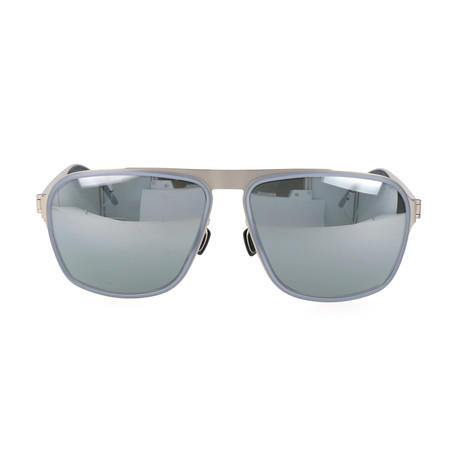 Davi Sunglasses // Grey