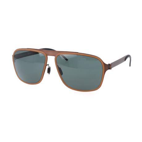 Men's M1044 Sunglasses // Copper