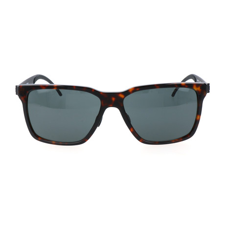 Men's M3020 Sunglasses // Dark Havana + Black