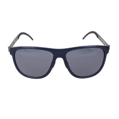 Men's Zaen Sunglass // Navy