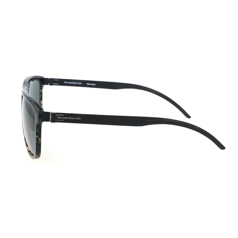0863dd5639d1 Mercedes Benz    Dreke Sunglasses    Tortoise + Black - Designer ...