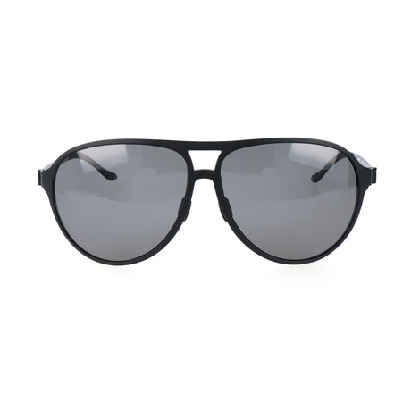 Men's Domini Polarized Sunglasses // Black