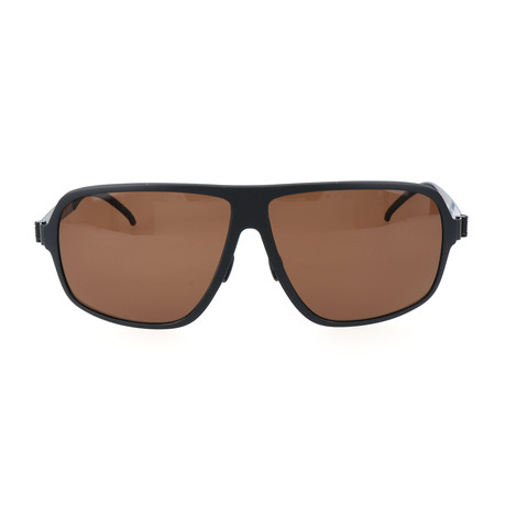 Men's M3018 Polarized Sunglasses // Black