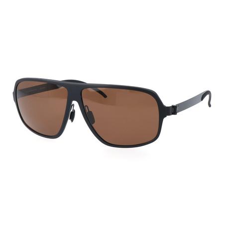 Men's M3018 Polarized Sunglasses // Black