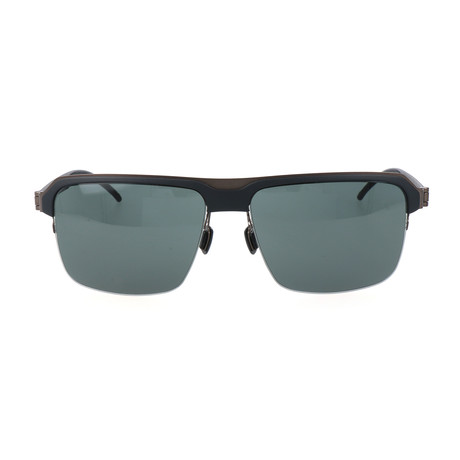 Schneider Sunglasses // Gray + Gunmetal