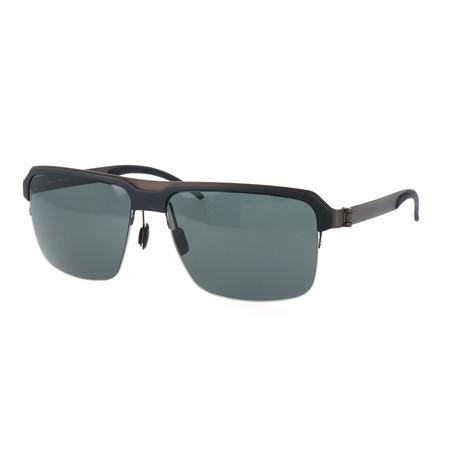 Men's M1049 Sunglasses // Black