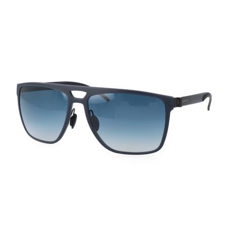 Men's M7008 Sunglasses // Blue