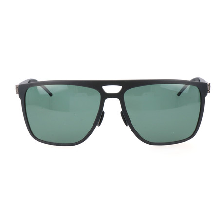 Morrow Sunglasses // Gray