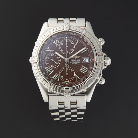 Breitling Windrider Crosswind Chronograph Automatic // A13055 // Pre-Owned