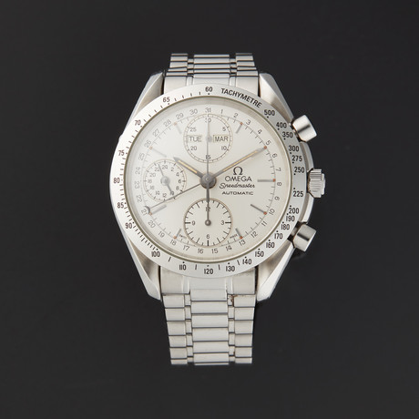 Omega Speedmaster Day-Date Automatic // 3521.3 // Pre-Owned