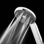 Kiri Shower Handset // Hose + Bracket