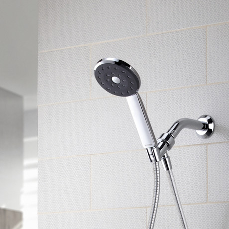 Kiri Shower Handset // Hose + Bracket