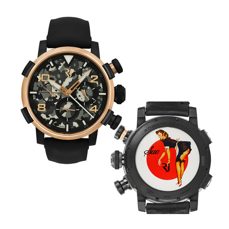 Romain Jerome Pinup DNA Red Gold Automatic // RJ.P.CH.003.01-SUE-MAID