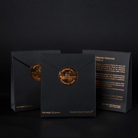 Black Ivory Coffee // Triple Pack