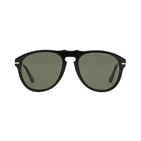 Polarized Classic Sunglasses // Black