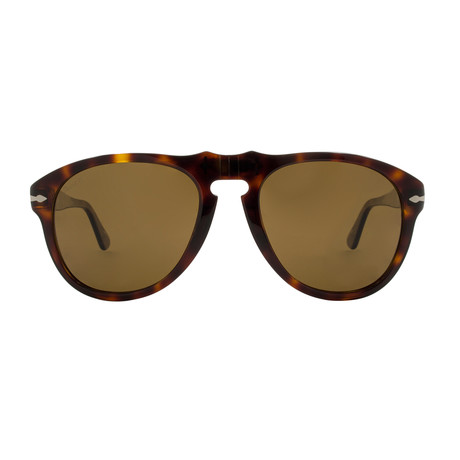 Polarized Classic Sunglasses // Havana (52mm)