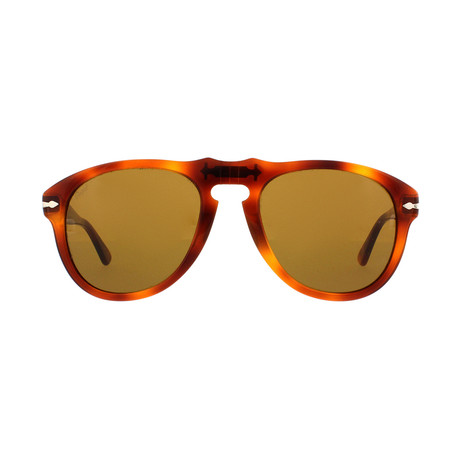 Persol // Classic Sunglasses // Light Havana